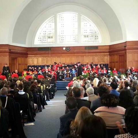 UCT Graduations June 2015