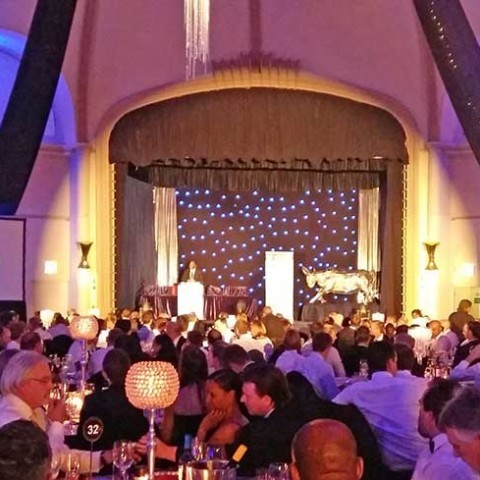 Raging Bull Awards at Bay Hotel