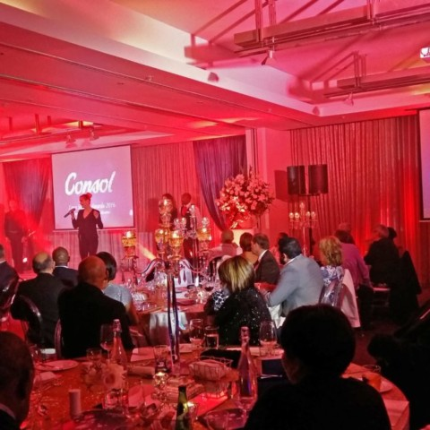 Long Service Awards Gala Dinner