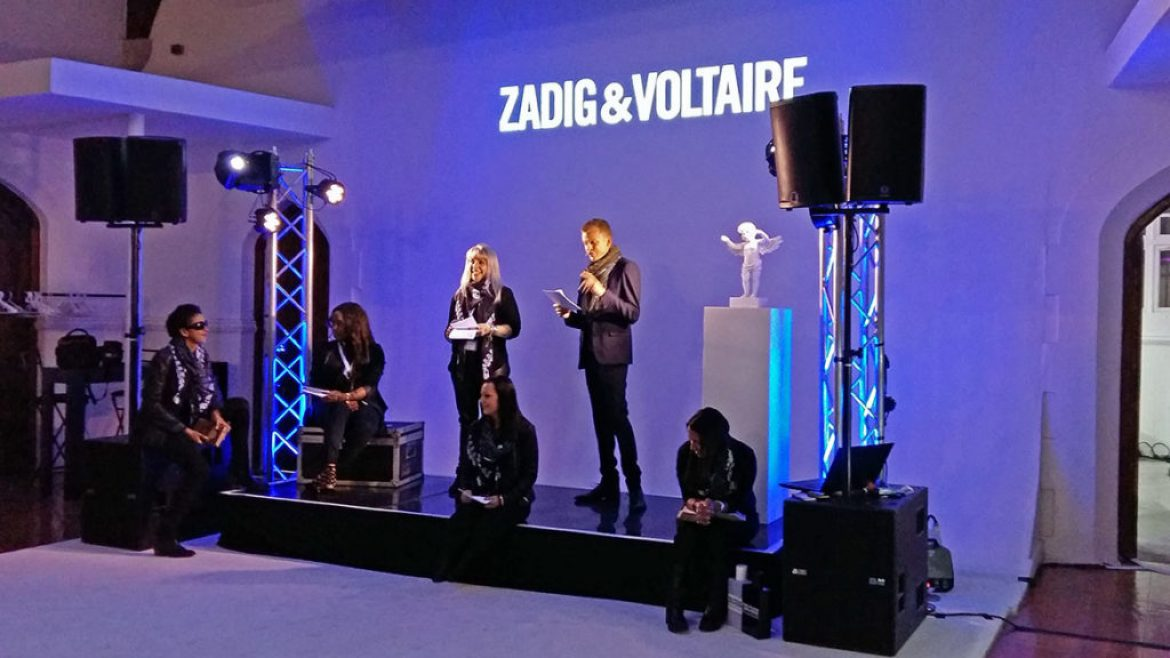 New Zadig & Voltaire Fragrance Launch