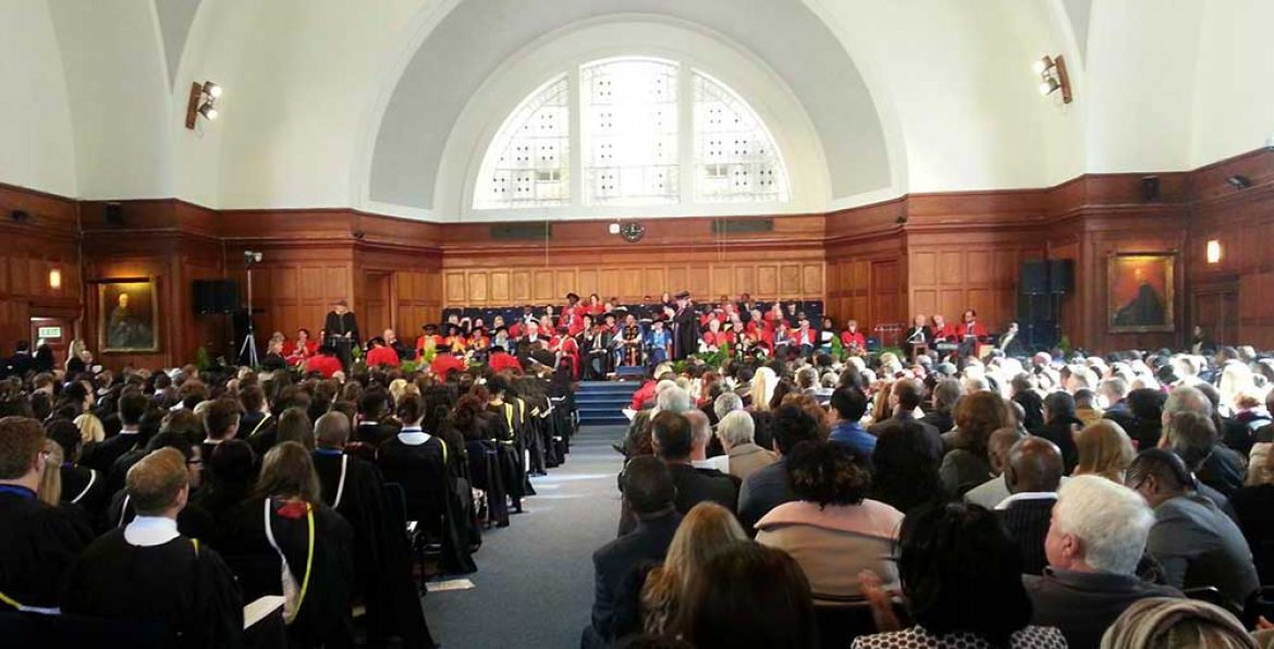 UCT Graduations June 2015